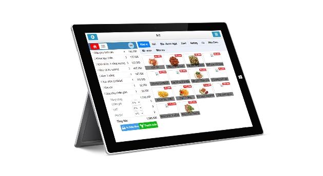 phần mềm quản lý nhà hàng vires