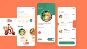 app đặt đồ ăn