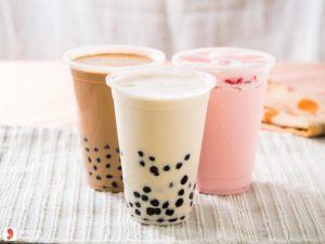 bán trà sữa online