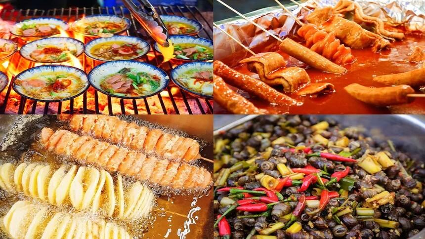 ẩm thực đêm Đà Nẵng