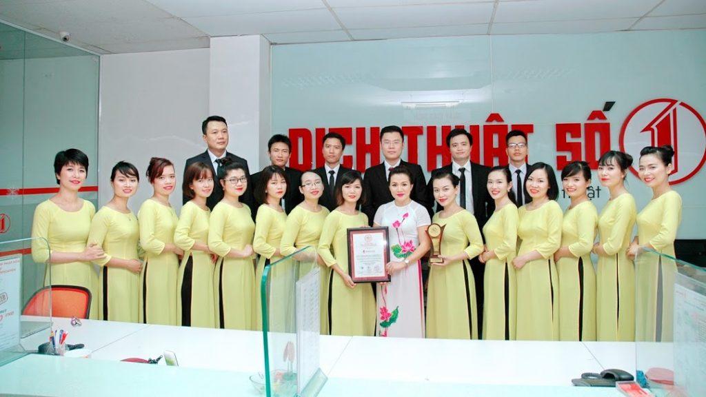công ty dịch thuật đà nẵng