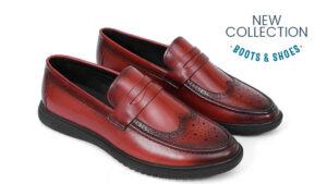 giày nam hải phòng