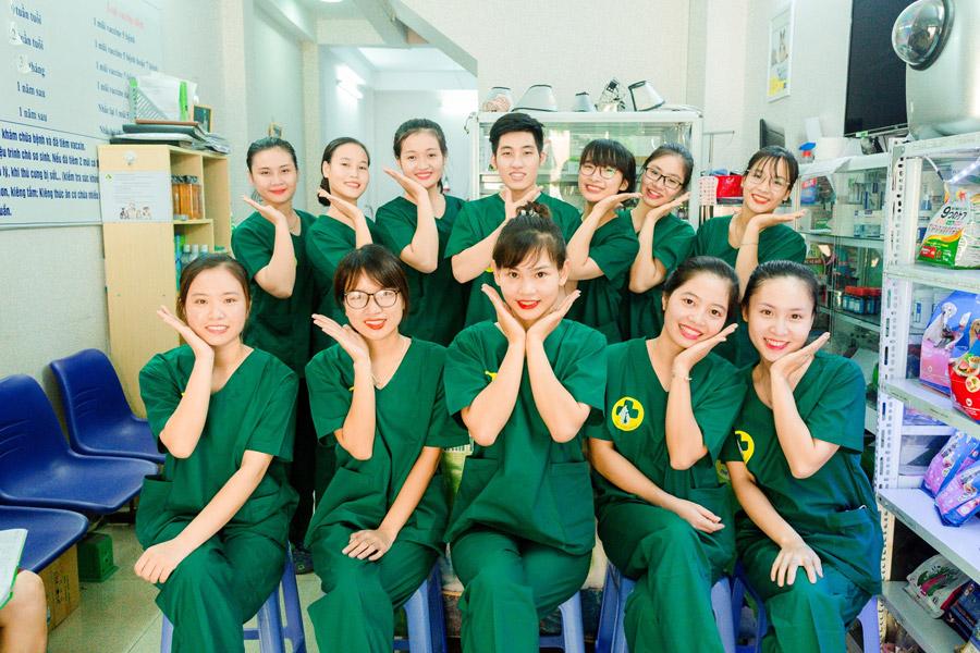 phòng khám thú y mỹ đình hà nội