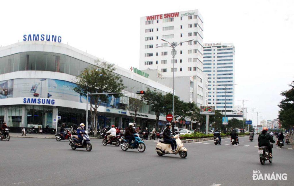 Trung tâm bảo hành samsung đà nẵng