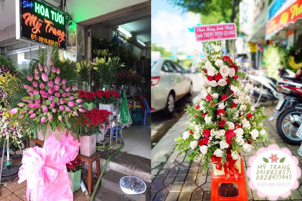 shop hoa tươi mỹ trang cần thơ