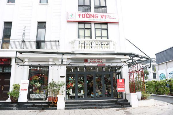 shop hoa tươi hải phòng - Tường Vi