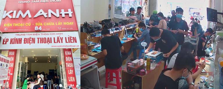 Sửa điện thoại Kim Anh Đà Nẵng