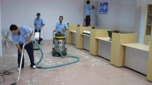 vệ sinh công nghiệp hải phòng