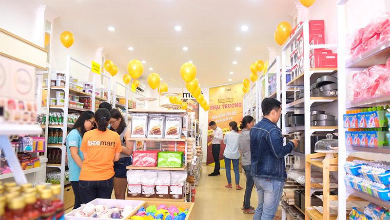 cửa hàng bán đồ làm bánh beemart tphcm