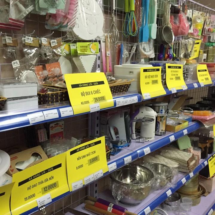 cửa hàng đồ làm bánh abby tphcm