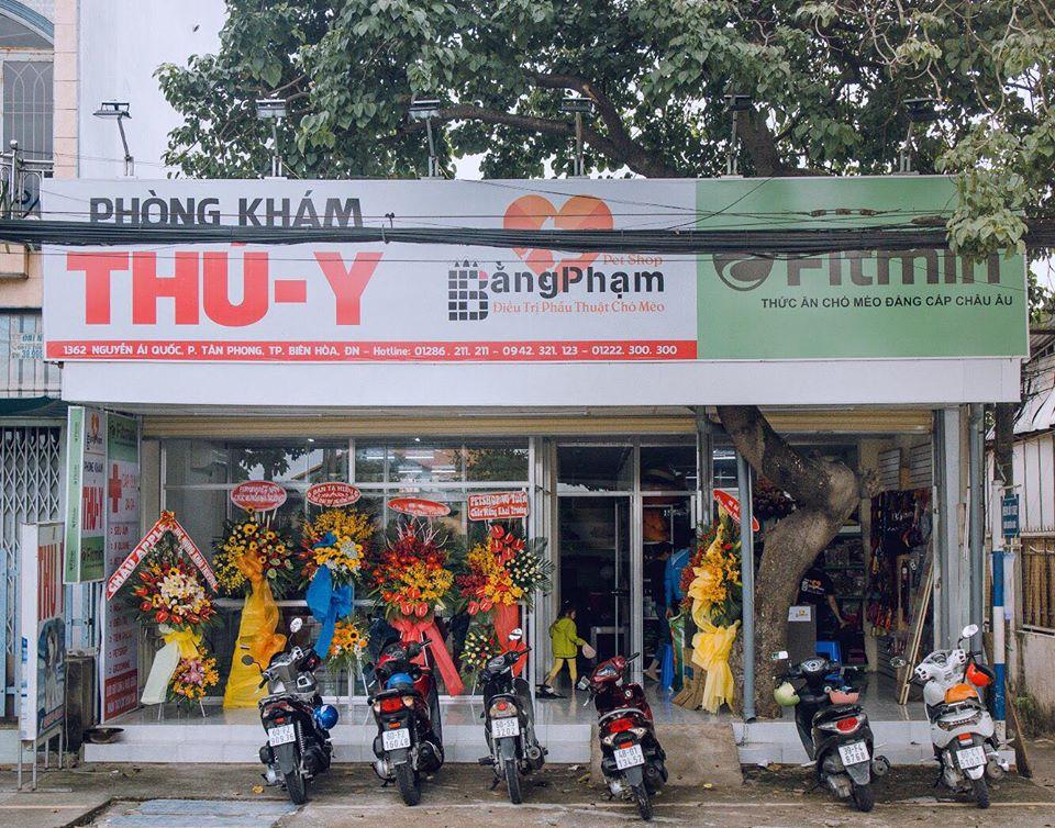 Cửa hàng thú cưng Biên Hòa