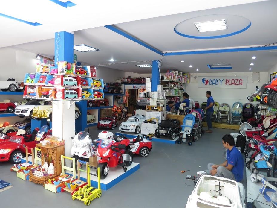 cửa hàng đồ chơi baby plaza hà nội