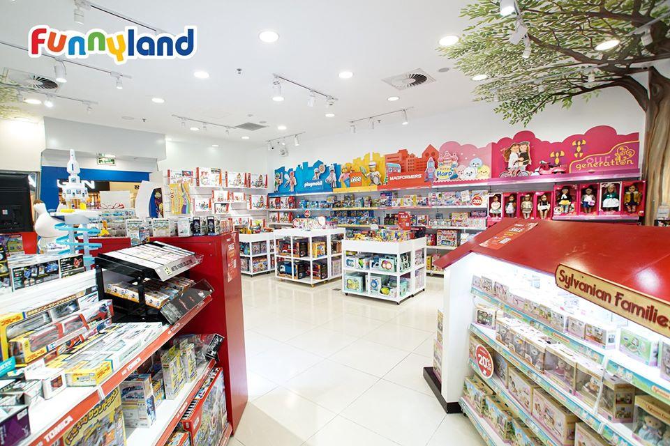 shop đồ chơi funnyland hà nội