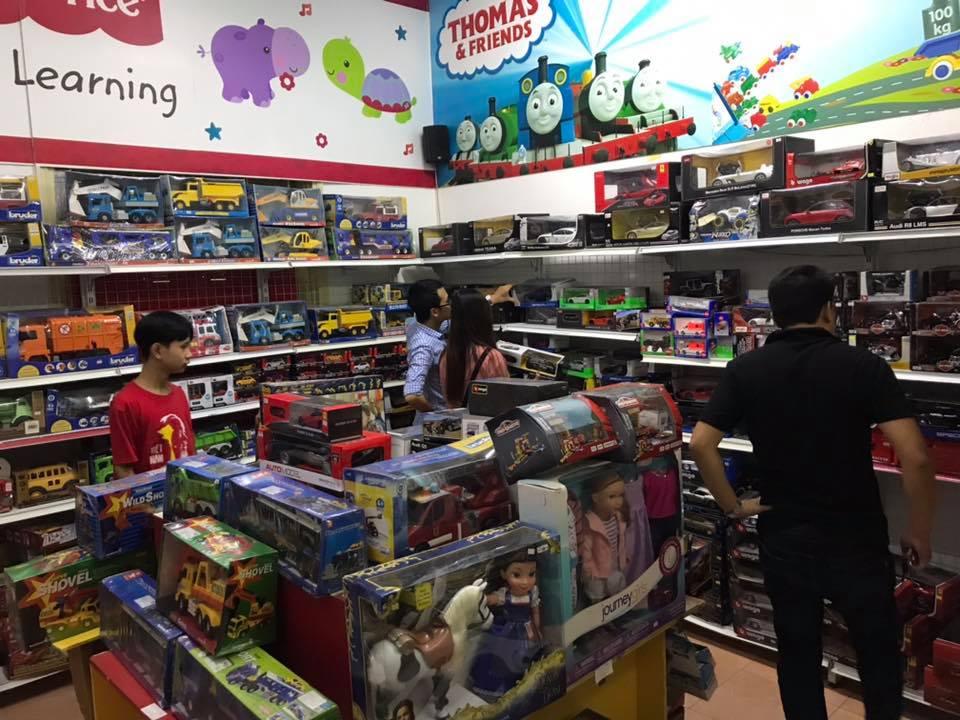 shop đồ chơi kidsland hà nội