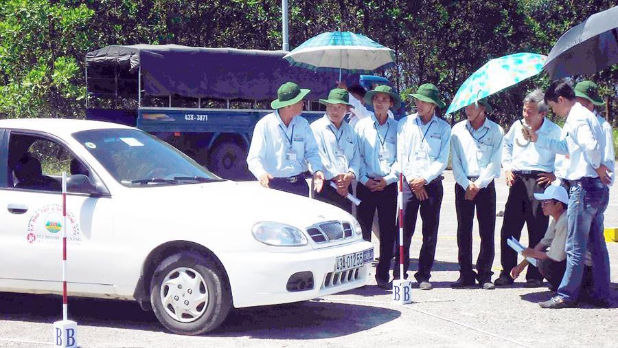 trung tâm đào tạo lái xe 579 đà nẵng
