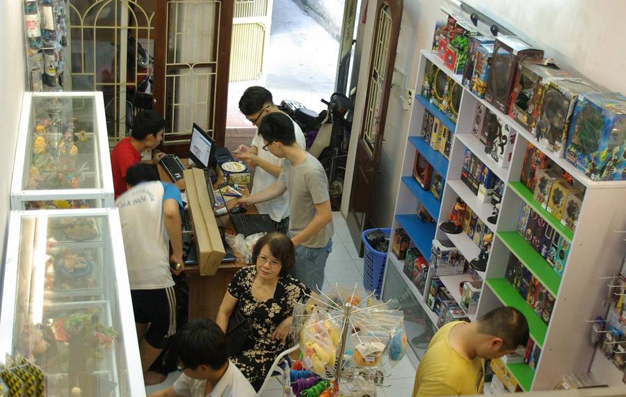 Shop Manga Style Hà Nội