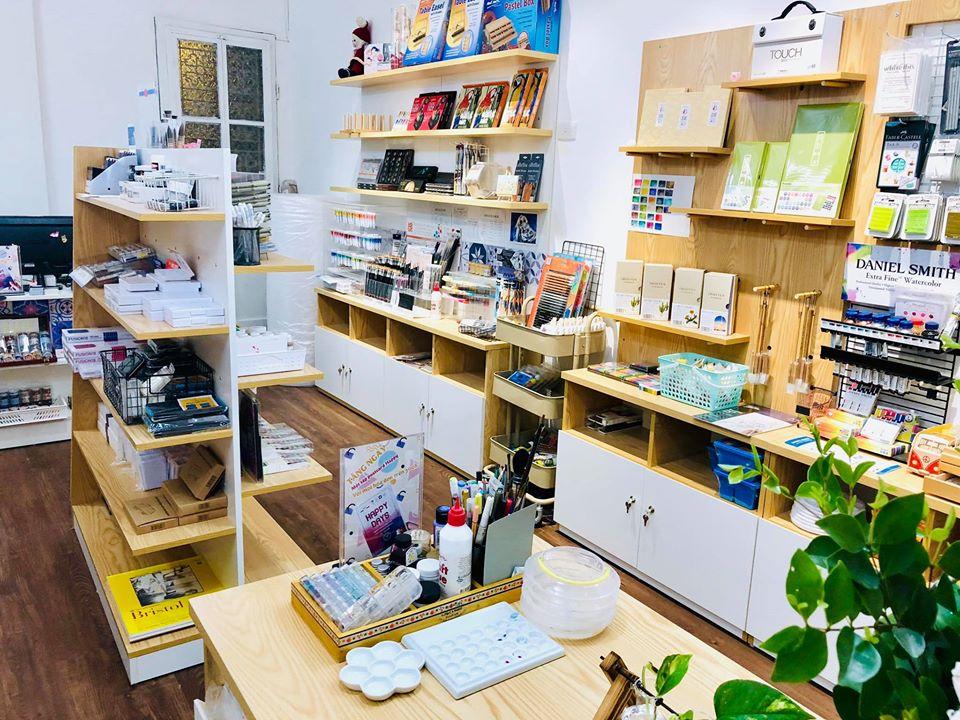 Dụng cụ vẽ Tanuki Art Supplies Hà Nội