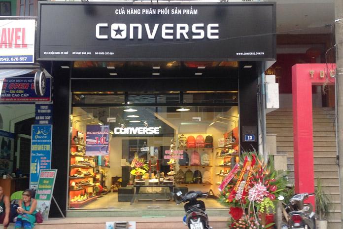 shop bán giày converse ở huế