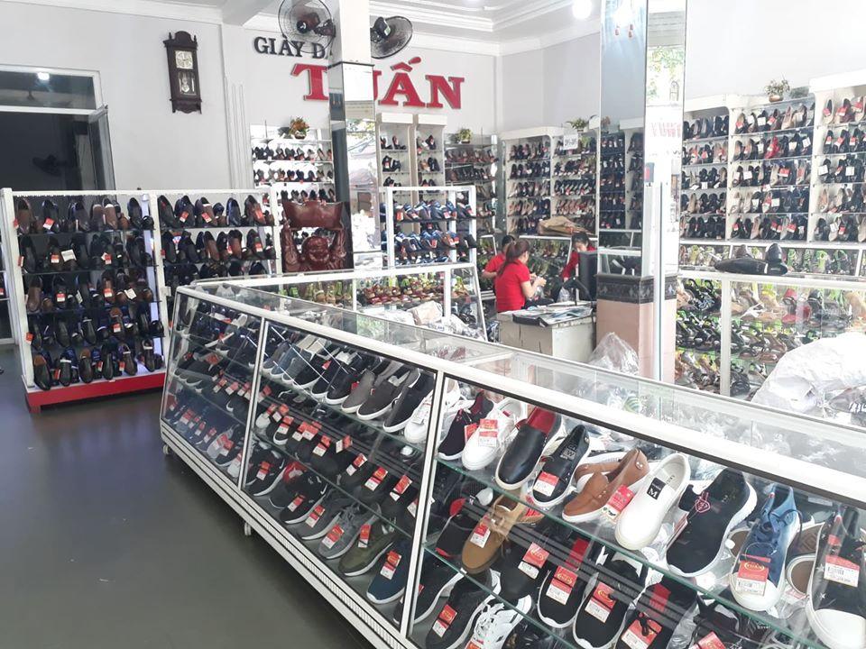 shop giày tây nam ở huế