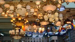 showroom đèn trang trí đà nẵng