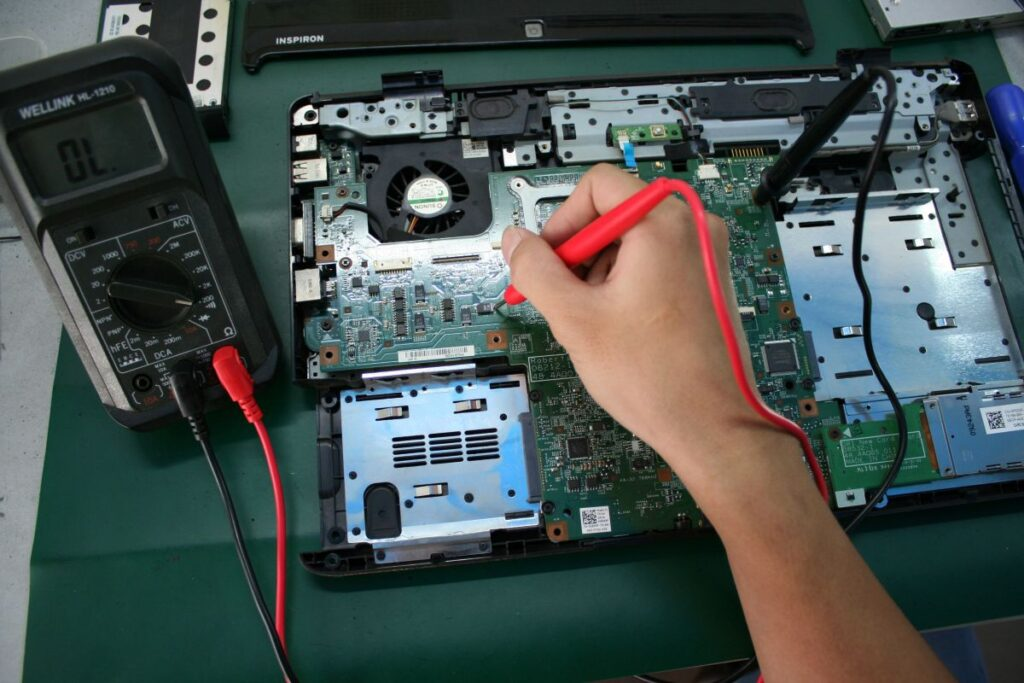 sửa laptop uy tín biên hòa
