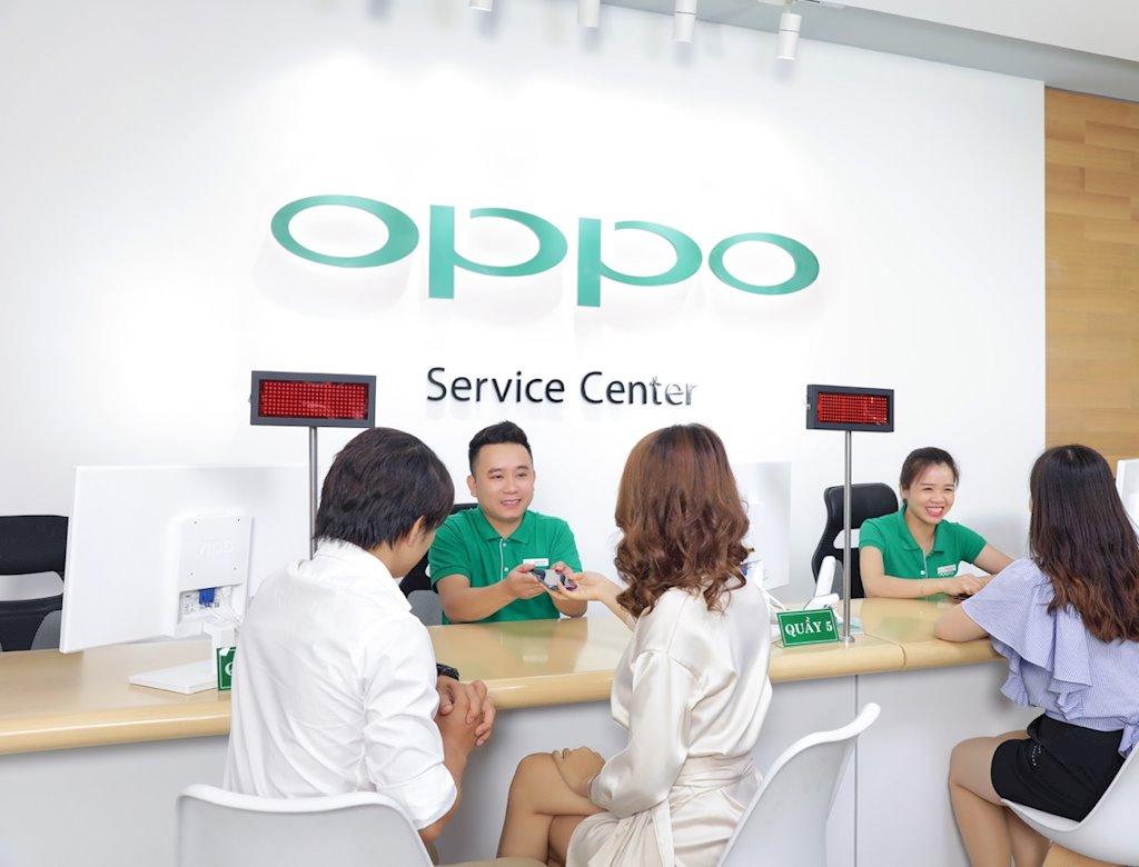 Trung tâm bảo hành OPPO Vũng Tàu