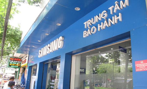 Trung tâm bảo hành Samsung Vũng Tàu