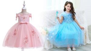 váy công chúa đẹp ở hà nội