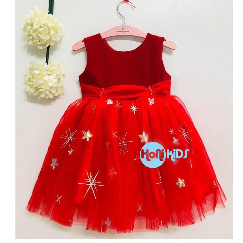 váy dạ hội trẻ em ở hà nội