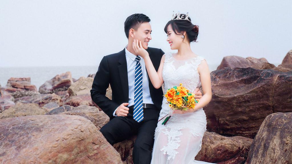 chụp ảnh cưới ở hải phòng