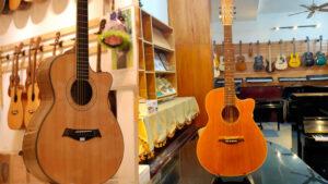 đàn guitar hải phòng