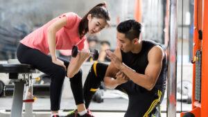 tập gym hải phòng