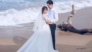 chụp ảnh cưới đẹp ở vũng tàu