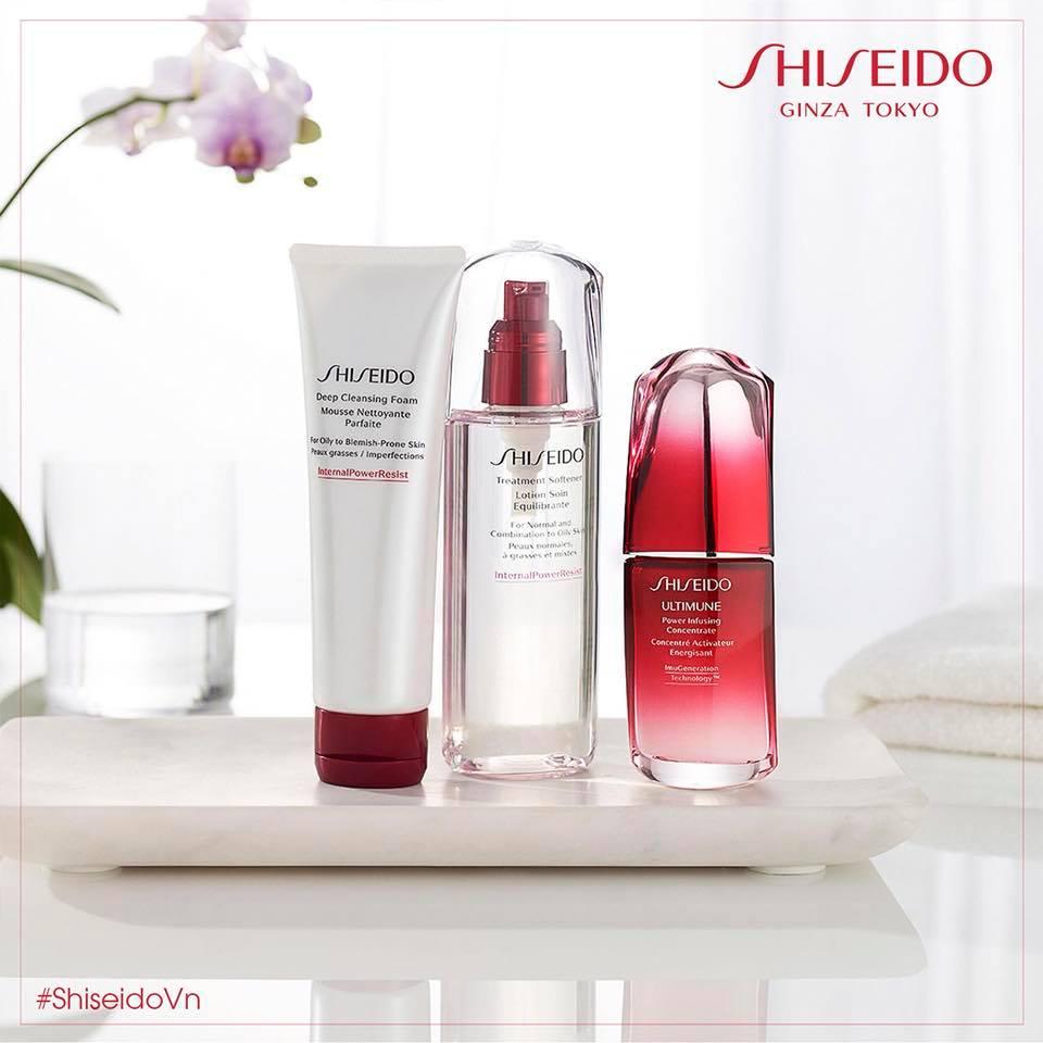 Shiseido Biên Hòa