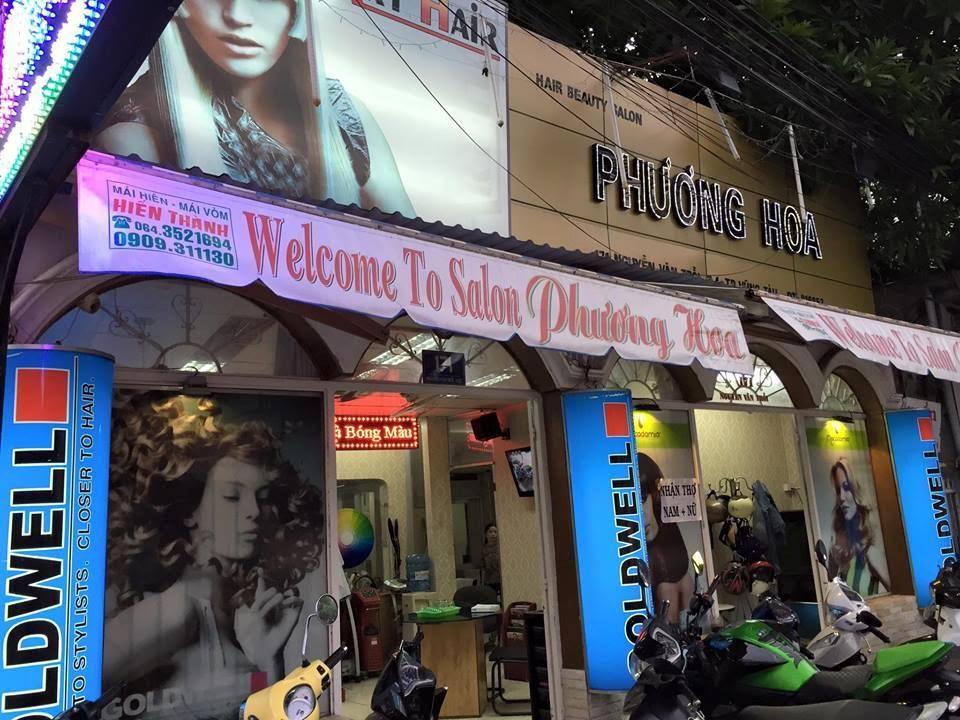Tiệm tóc Phương Hoa Vũng Tàu