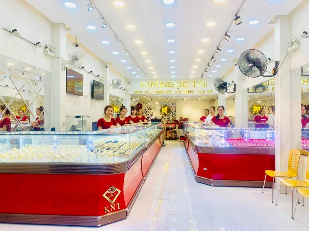 tiệm vàng kim ngọc tài nha trang