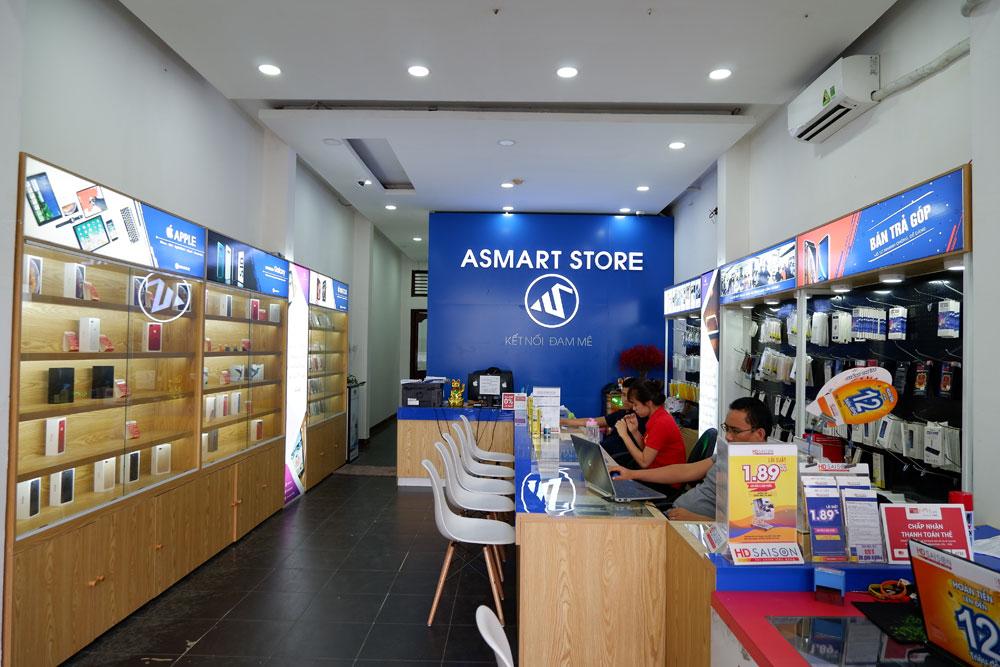 cửa hàng sửa điện thoại đà nẵng - A-Smart
