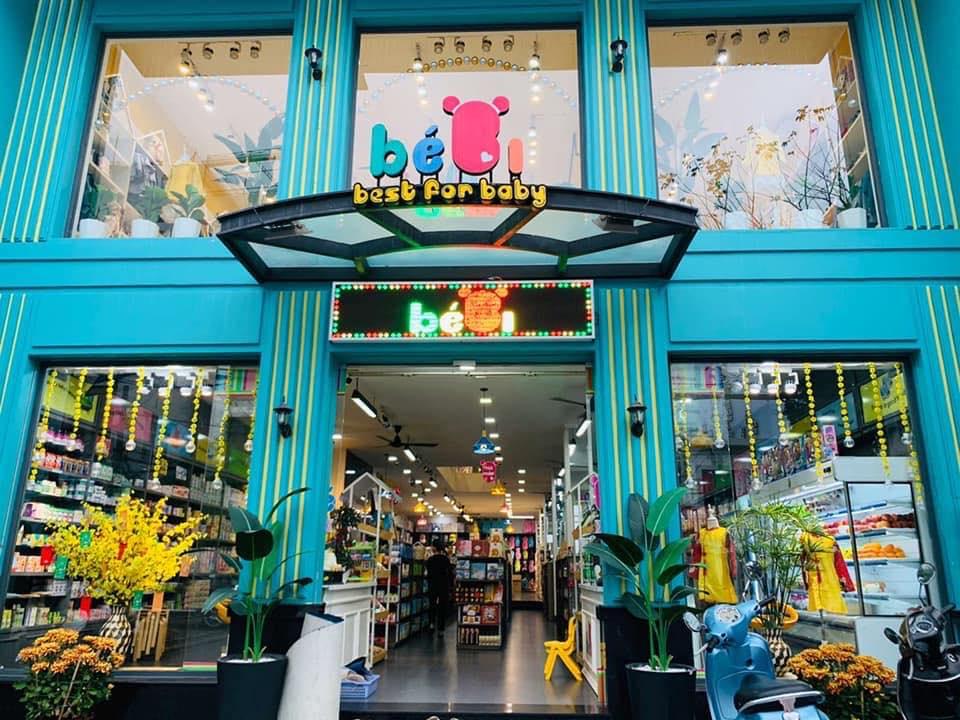 shop mẹ và bé nguyễn thị minh khai đà nẵng - BéBi Mart