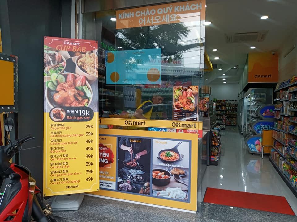 cửa hàng bán đồ ăn vặt hàn quốc ở tphcm
