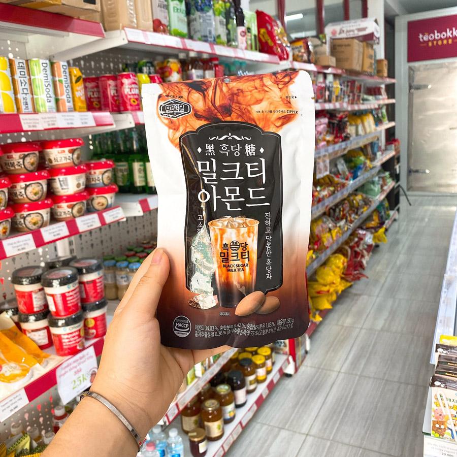 nơi bán nguyên liệu tokbokki ở tphcm