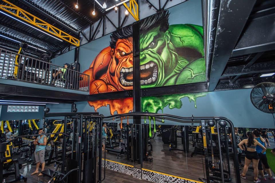 phòng gym quận hải châu đà nẵng