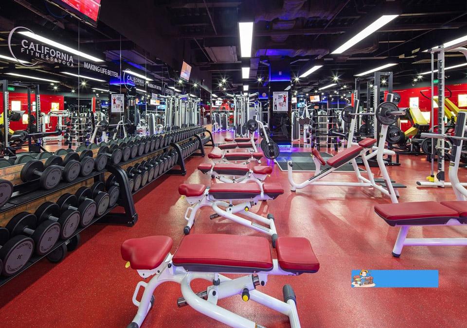 phòng gym quận thanh khê đà nẵng
