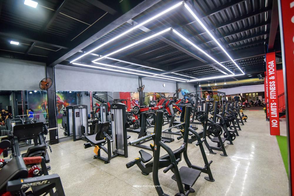 phòng tập gym ở thanh khê đà nẵng