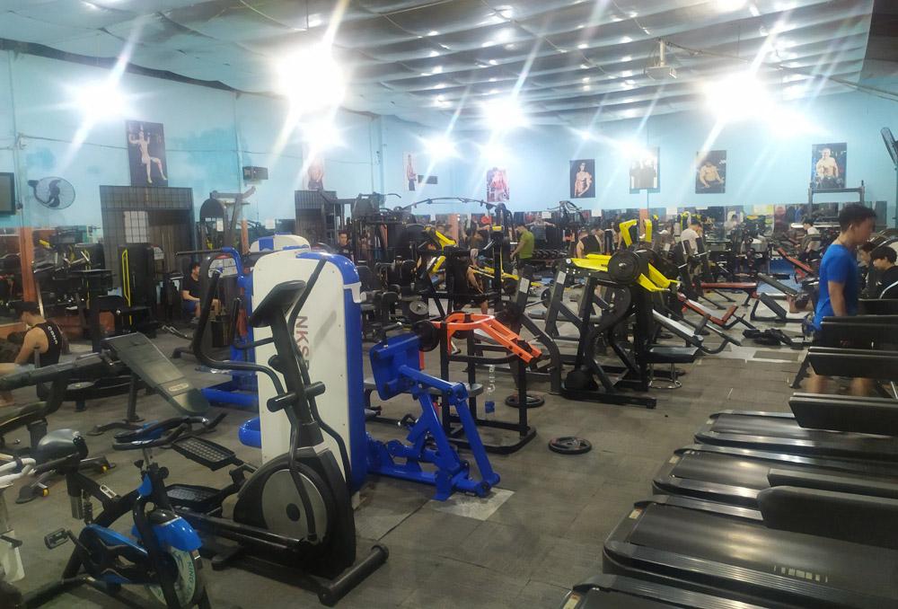 phòng tập gym uy tín tại đà nẵng