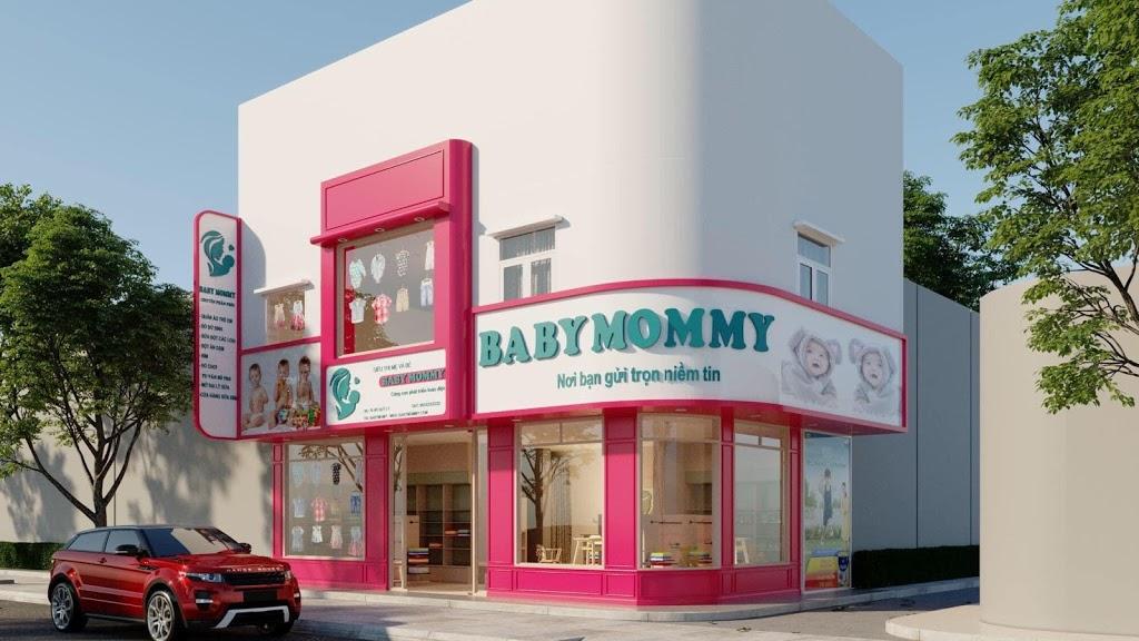 shop mẹ và bé đà nẵng - Baby Mommy