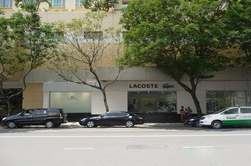 Lacoste New World