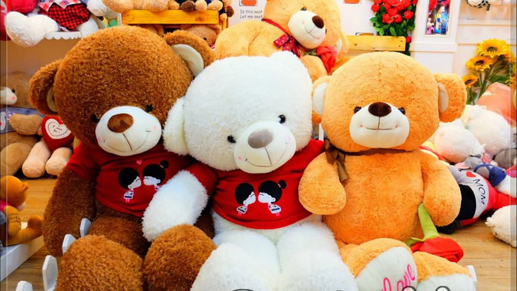 shop gấu bông thủ đức