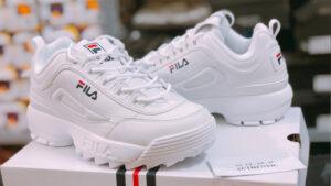 shop bán giày fila chính hãng tphcm