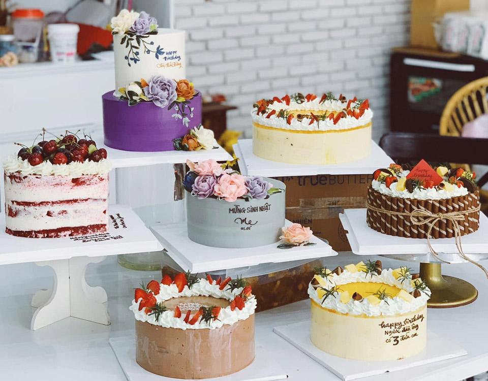 tiệm bánh sinh nhật đà lạt
