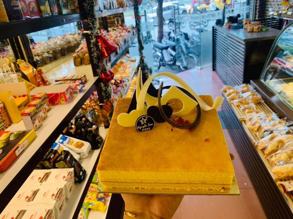 tiệm bánh sinh nhật hải phòng